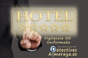 Hoteles y Grandes Superficies Vigilancia No Uniformada-